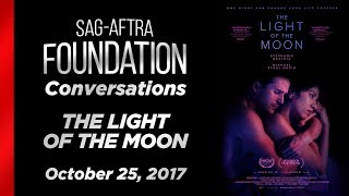 Conversations with the cast of THE LIGHT OF THE MOON