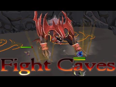 Fight Caves Guide UPDATED: Tz-Tok Jad and Fire Cape Walkthrough [Runescape 2014]