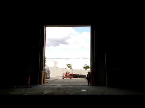 Crown Industrial Projects: Biparting Sliding Electrically Operated #973 Doors