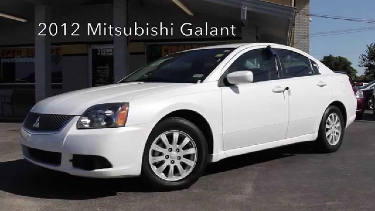2012 Mitsubishi Galant Sale Through May At Mr Bill Motor