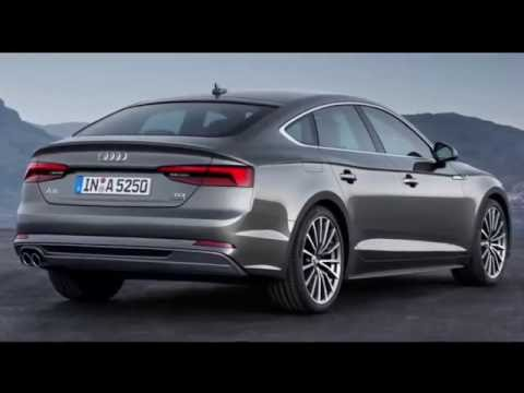audi a5 sportback 2017 youtube. Black Bedroom Furniture Sets. Home Design Ideas