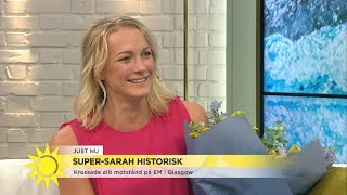 Guld-Sarah är historisk