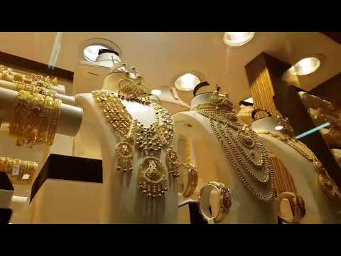 Gold souk in Dubai /  Spice souk / Deira Dubai.