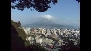 城山跡を通り、西郷隆盛さん最期の地西郷隆盛洞窟へ。最後は城山に登り...