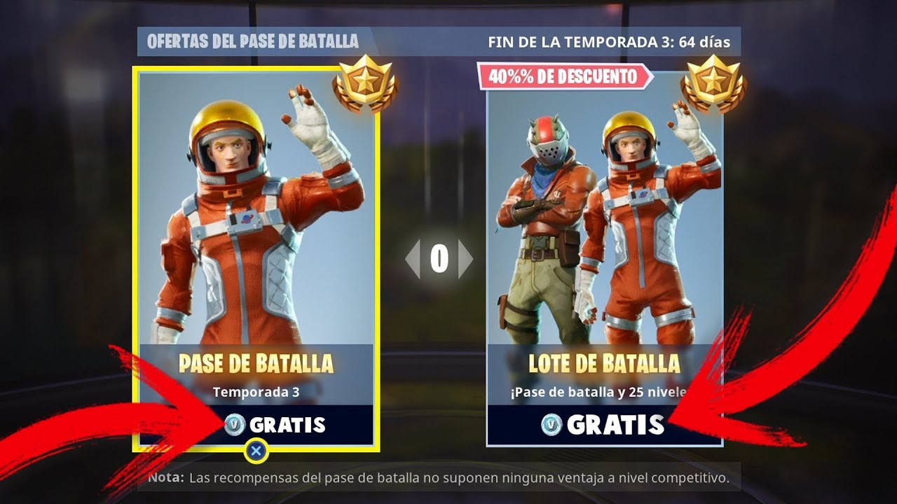 Conseguir pase de temporada gratis en fortnite sin for Fortnite temporada 5 sala