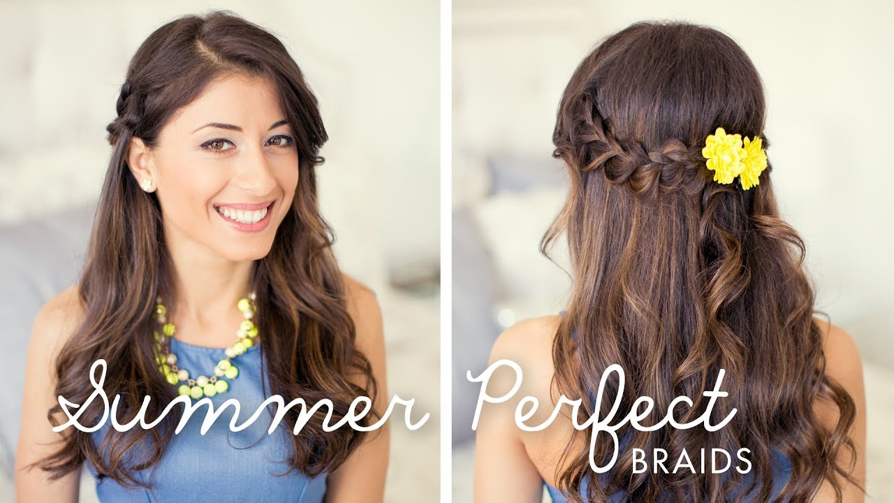 Luxy Hair Style summer perfect braids youtube 3048 by wearticles.com