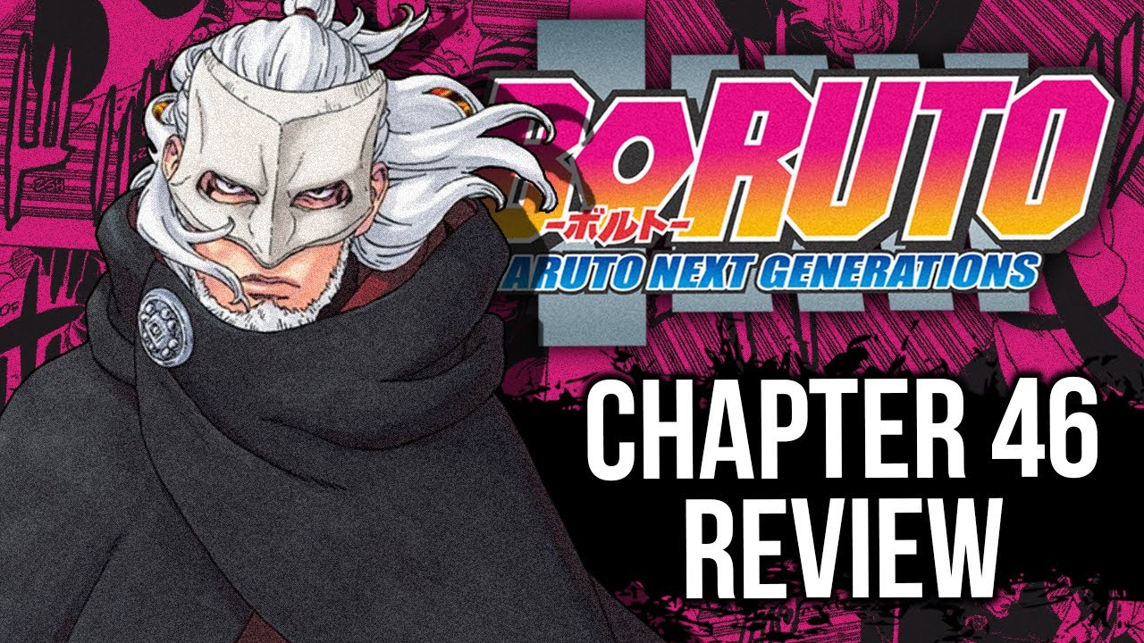 boruto chapter 47 release date
