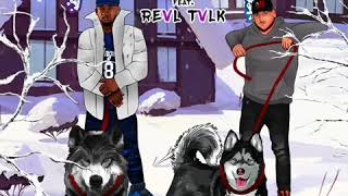 'ICE COLD' XOS feat. REVL TVLK (Cover Art Video)