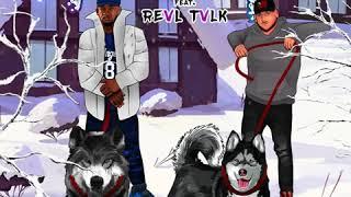 'ICE COLD' XOS feat. REVL TVLK (Cover Art Video)
