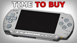 Time to buy: Sony PSP