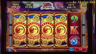 Golden Eagle Slot machine max bet $5 IGT and Konami First Attempt San Manuel Casino