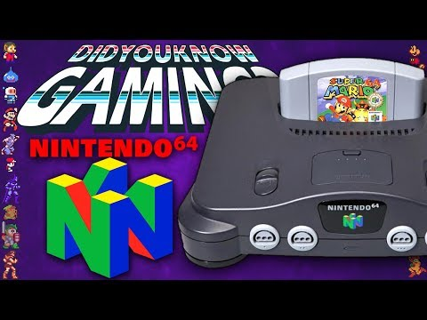 Nintendo 64 (N64) Secrets & Censorship - Did You Know Gaming? Feat. Remix