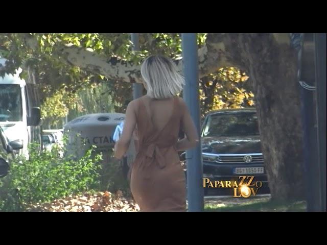 Kija Kockar  krši saobraćajne propise, Sloba Radanovic kod mame