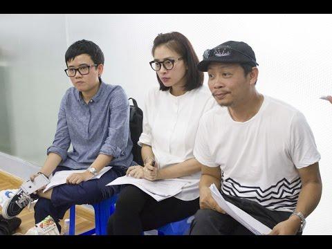 Ngô Thanh Vân trực tiếp chỉ đạo nhóm 365 tập luyện cho liveshow(tin tuc sao viet)