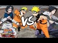 Ultimate Naruto Sasuke Battle Naruto Shippuden Gekitou Ninja Taisen EX 3