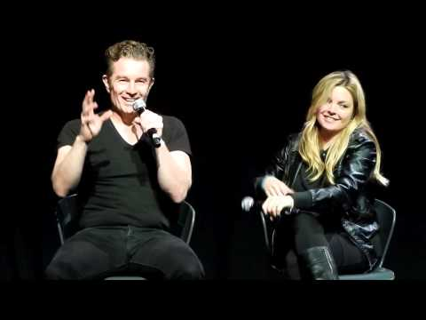 Buffy Meet Convention 2016  James Marsters Spike & Clare Kramer Glory Panel