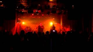 Only Death Is Real .. Ghost Of War at The Recher Theatre CD Release Party 2012