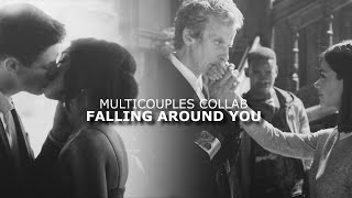 multicouples | falling around you [collab]
