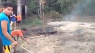 Philippines: Natural Explosive Substance discovered in Maasim, Sarangani Province