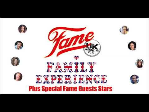 Fame U.K. Reunion - Fame Family Experience Convention 2019