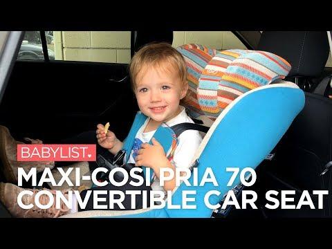 Maxi-Cosi Pria 70 Convertible Car Seat Review