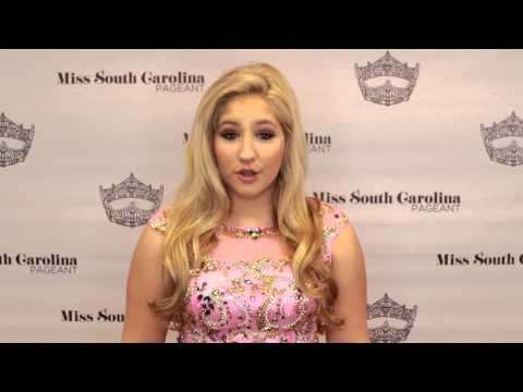 Miss Teen USA South Carolina 2007 with Subtitles from YouTube · Duration:  52 seconds