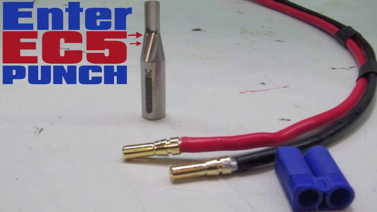 PRC EC5 Assembly Punch