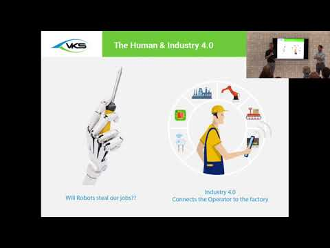 Industry 4.0 and the Connected Worker