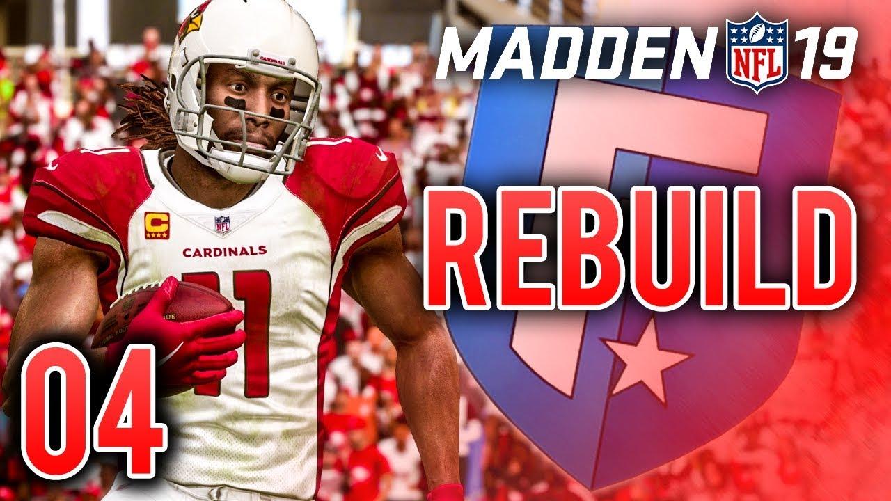 583b92c99 Madden 19 Franchise Rebuild - Player Upgrades