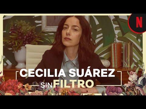Cecilia Suárez sin filtro | La Casa de las Flores