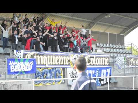 Ultras Saint Germain FC Saison 13/14 - V COLONNE