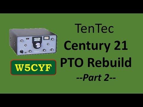 TenTec Century 21 PTO Rebuild - Part 2