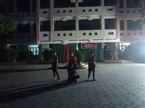Dance cover - Poreotics - Come Back Home 2NE1 - Tiệc chia tay THCS Trần Phú TP Vũng Tàu - 29.05.2014