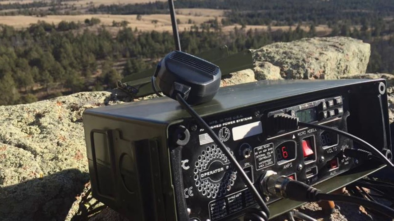 Turn Your MicroMobile into a Base Station | Expedition Portal