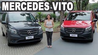 Novo Mercedes-Benz Vito 2016