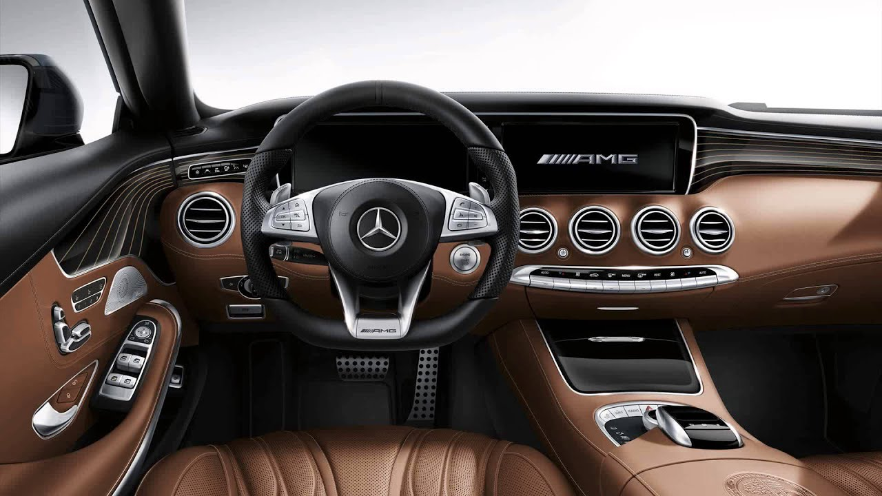 new 2015 model mercedes benz s65 amg coupe - YouTube
