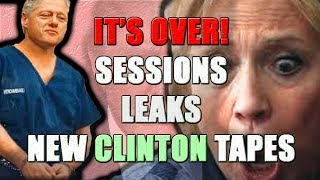 SHOCKING CLINTON MURDER TAPES Leaked By Sessions Free HD Video