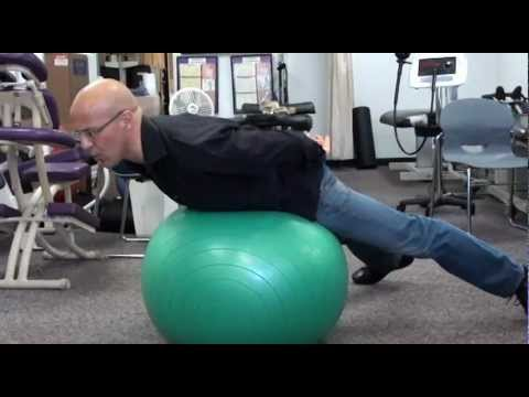 hqdefault - Fitness Ball Exercises Lower Back Pain
