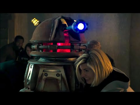 How To Destroy A Dalek | Resolution | Doctor Who