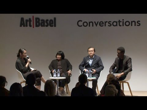 Conversations | Curator Talk | Curating in Context: Making Exhibitions Work