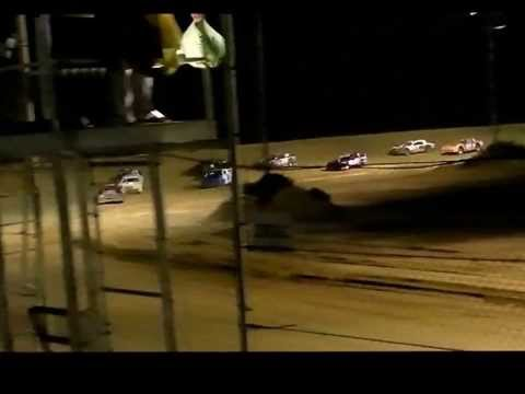 Hobby Car Feature race at Northwest Florida Speedway Oct 26, 2013