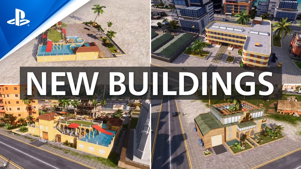 Tropico 6 - Lobbyistico DLC Trailer   PS4