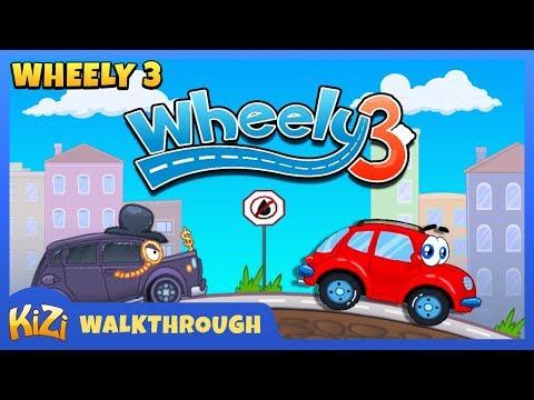 [Kizi Games] Wheely 3 → Walkthrough