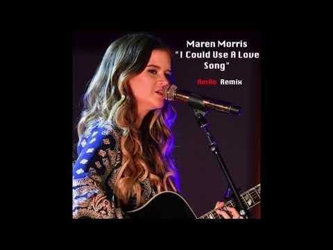 Maren Morris -I Could Use A Love Song (AmRo Remix)