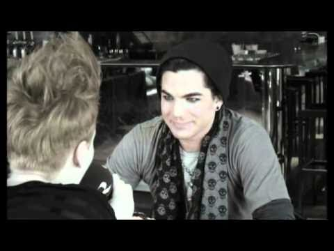 Adam Lambert, I Cant Help Fallin in Love With You!