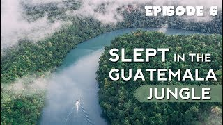Jungle adventure in guatemala, central america! from sleeping the to cave jumping meeting baby toucans, this is episode 6 of our guatamela vlog ...