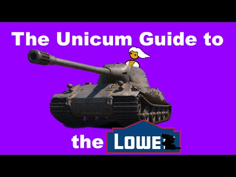 The Unicum Guide to the Löwe