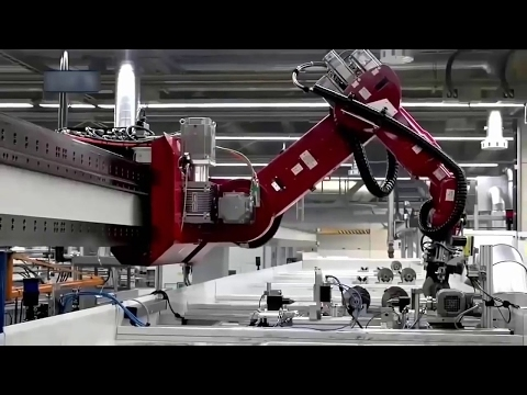 Discover the world No. 1 machine factory with intelligent, precision-engineered technology