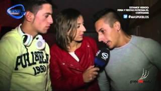 MAS TV - Feria Cortegana 2015 Rodri Clavero & Felix Guerra Dj Star (Grupotmsmedia)