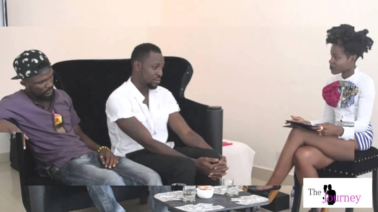 Yaa Pono & Shuga Kwame on The Journey, in Ghana (sneak